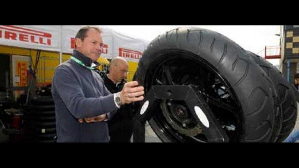 Moto - News: Superbike con Pirelli fino al 2015