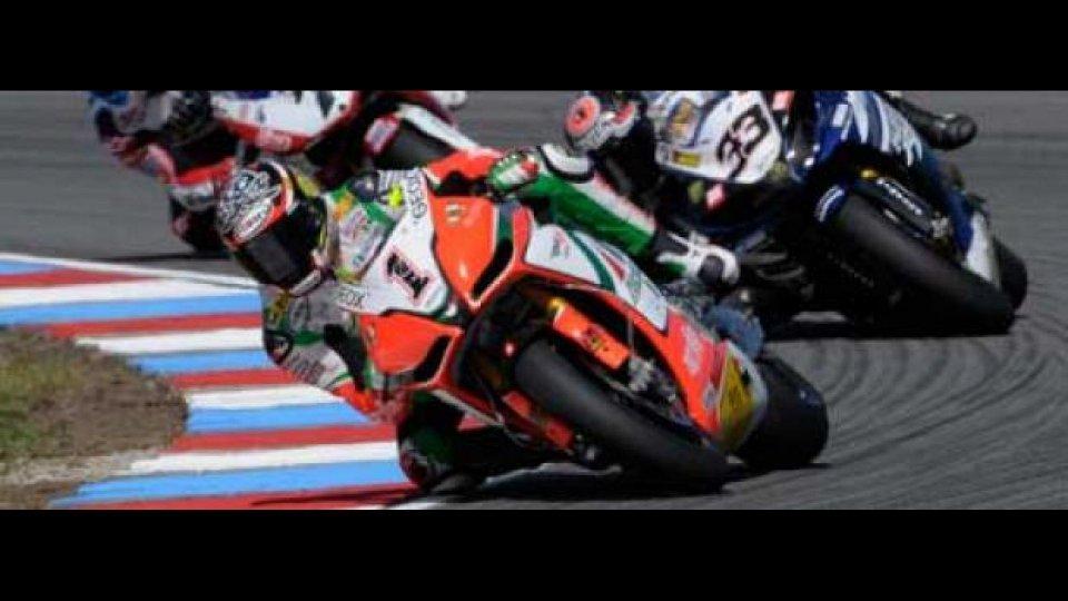 Moto - News: WSBK 2011 Silverstone: Biaggi punta alla continuità