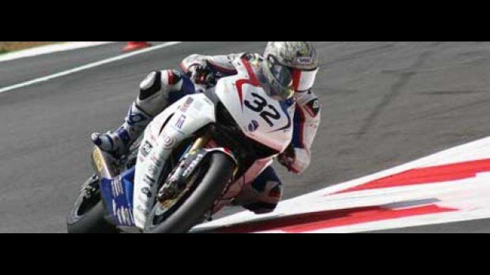 Moto - News: WSBK 2011 Silverstone: Karl Muggeridge KO, corre Fabrizio Lai