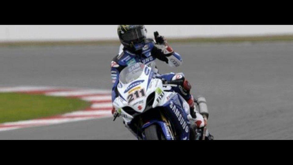 Moto - News: WSBK 2011, Silverstone, Libere1: Hopkins mette tutti in riga!