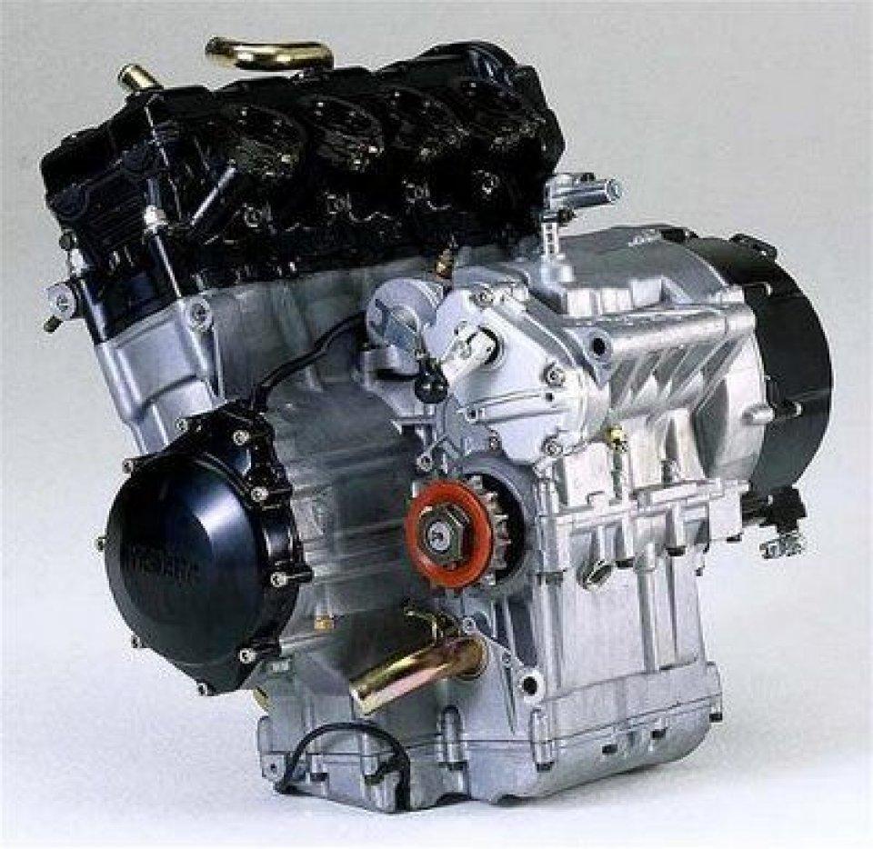 Edwards CRT con motore Yamaha?