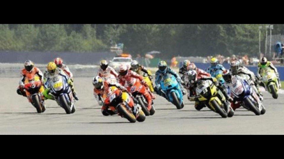 Moto - News: MotoGP 2011: week-end a Brno