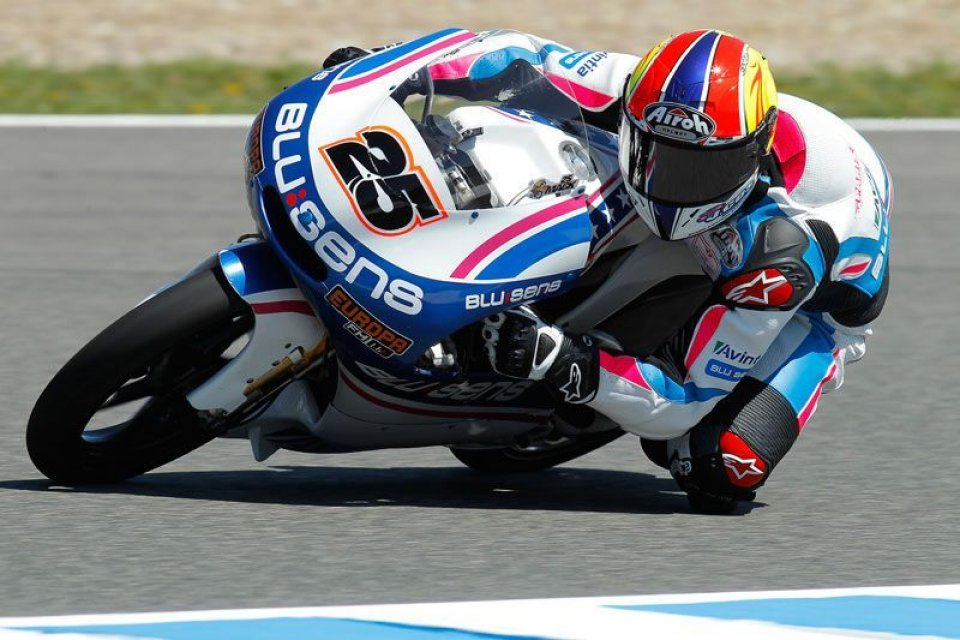 Moto - News: Vinales resta con Blusens fino al 2013