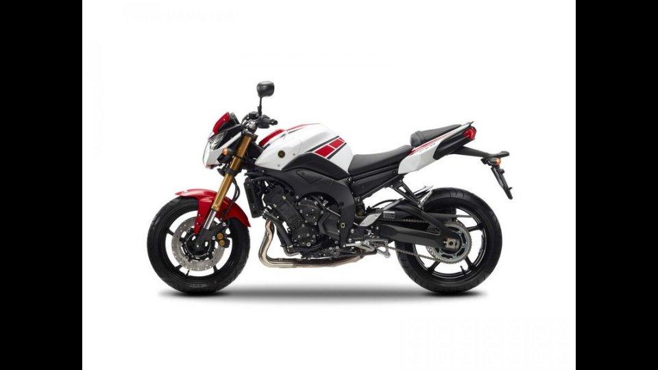 Moto - Gallery: Yamaha FZ8 WGP 50th Anniversary