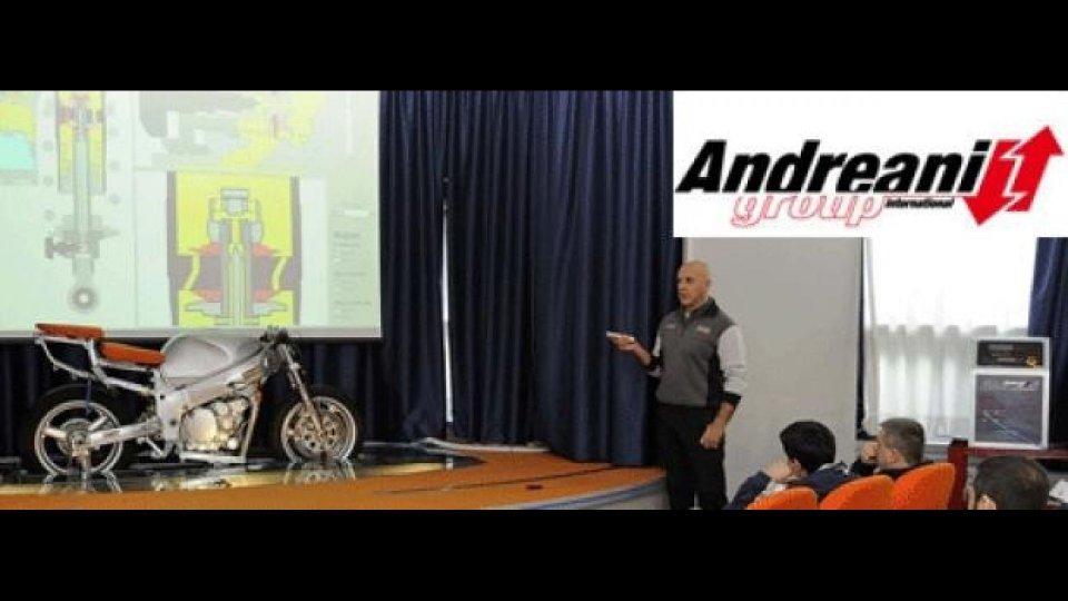 Moto - News: Andreani Group: corso di fuoristrada