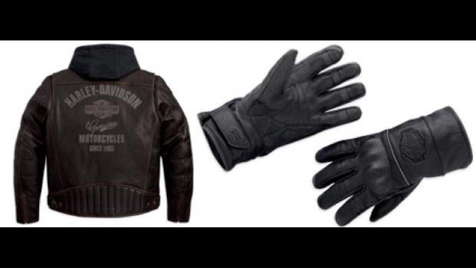 Moto - News: Harley-Davidson: Fall Collection 2011