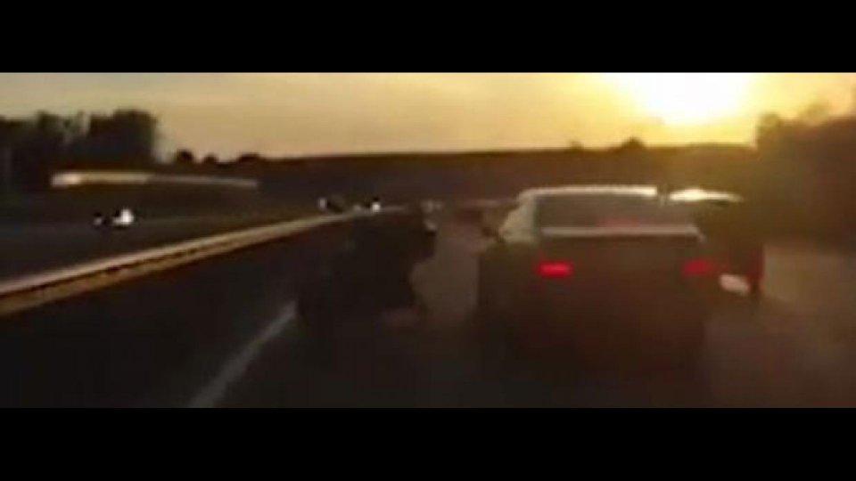 Moto - News: Incidente mortale provocato da un milionario