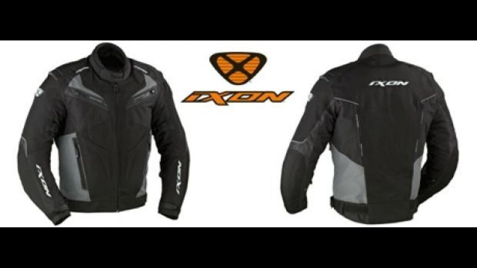 Moto - News: Ixon 2012: Krypton, la giacca 3 in 1