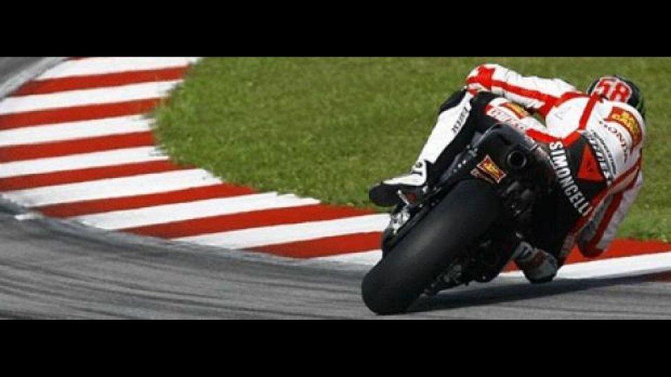 Moto - News: MotoGP 2012: Marco Simoncelli, un altro anno con Gresini