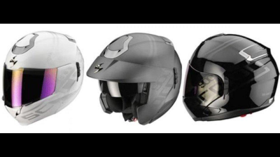 Moto - News: Scorpion: Exo-900 Air Transformer