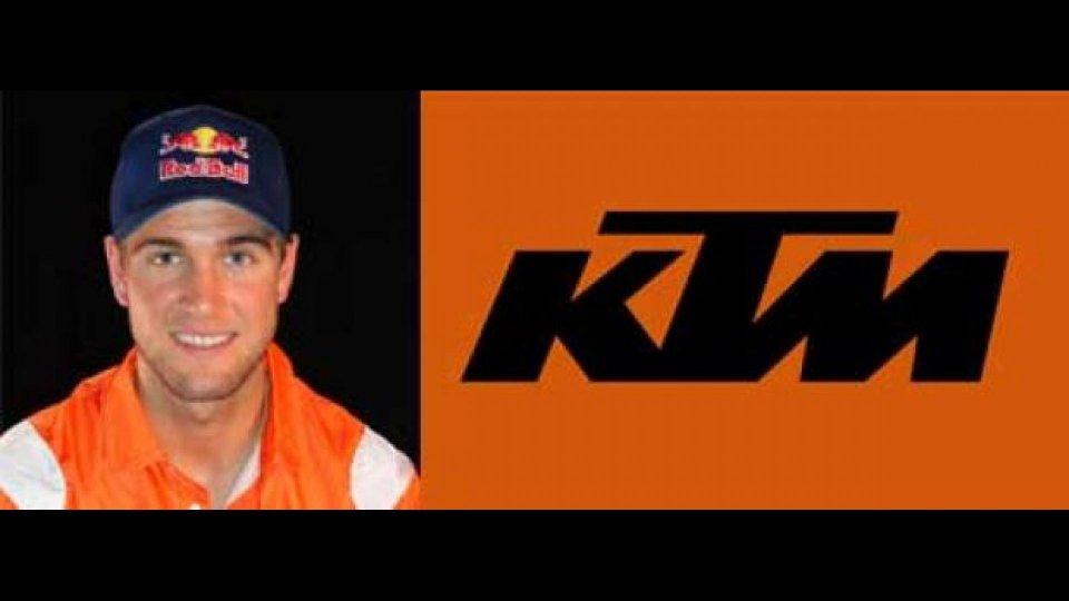 Moto - News: AMA Supercross 2012: Ryan Dungey corre con KTM