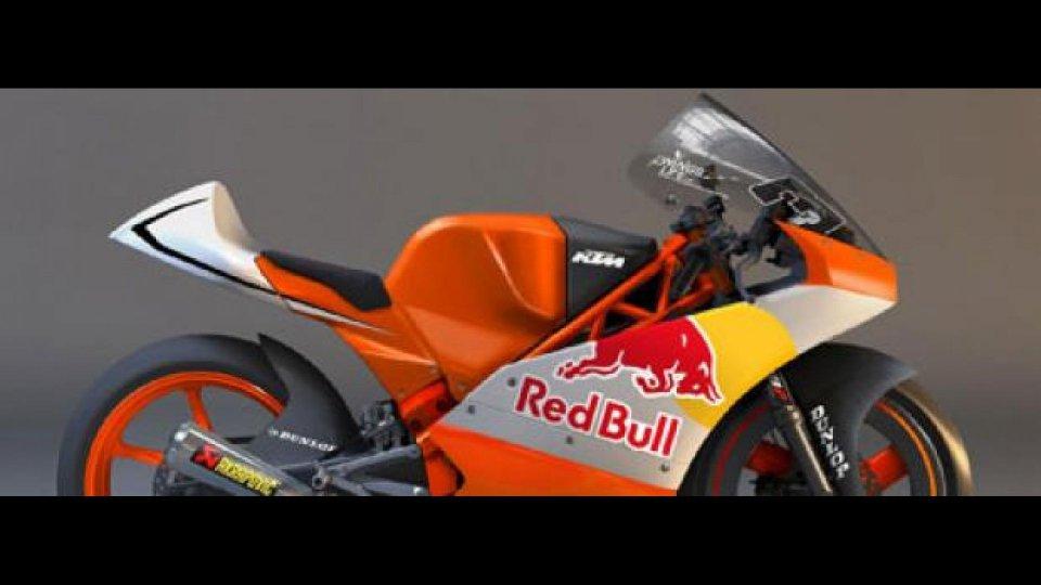 Moto - News: Moto3 2012: KTM presenta il motore M32