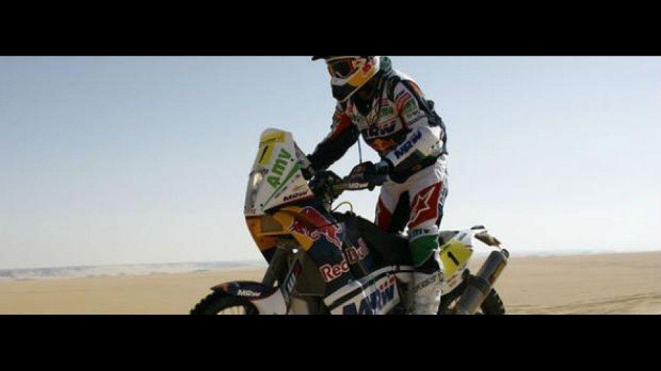 Moto - News: Pharaons Rally 2011: Stage5 a Coma