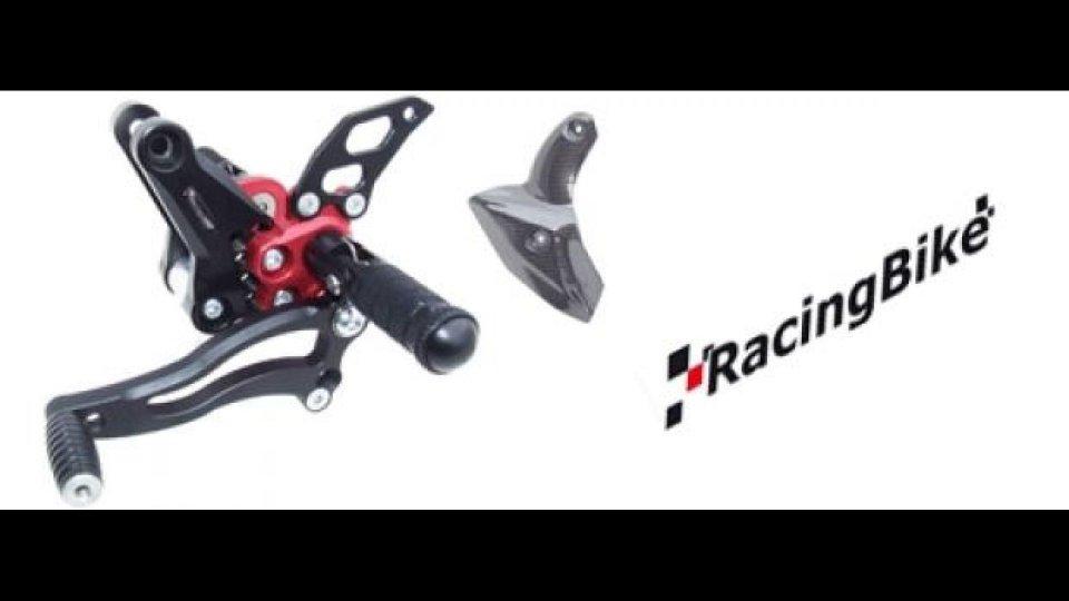 Moto - News: Racing Bike Italy: pedane per Ducati Streetfighter