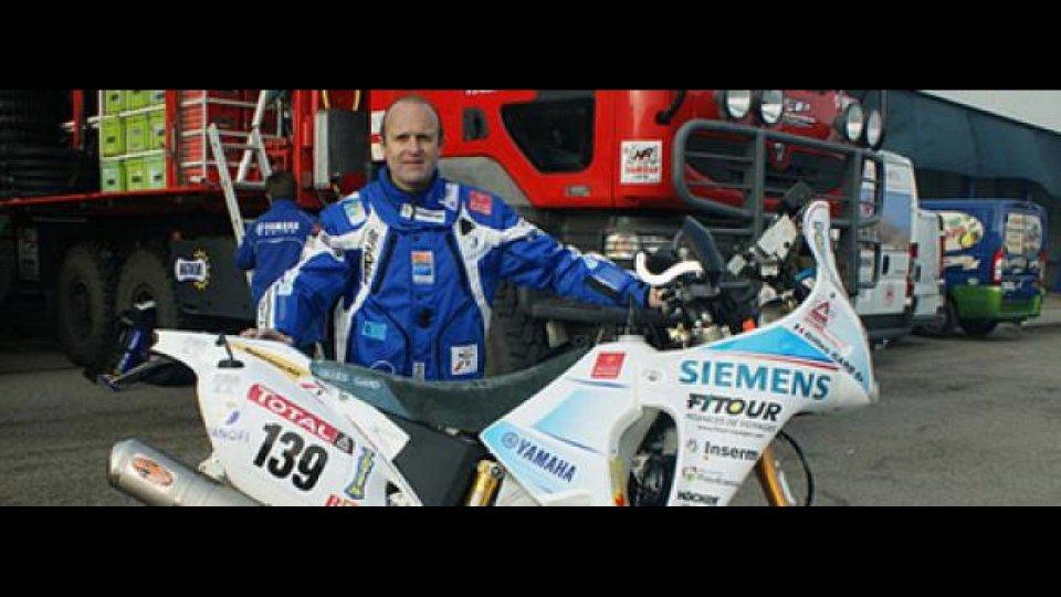 Moto - News: Dakar 2012: Gilles Gard torna a correre