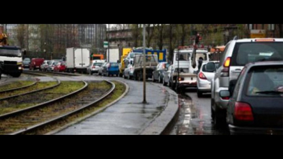 Moto - News: Milano: blocco del traffico dal 28 novembre
