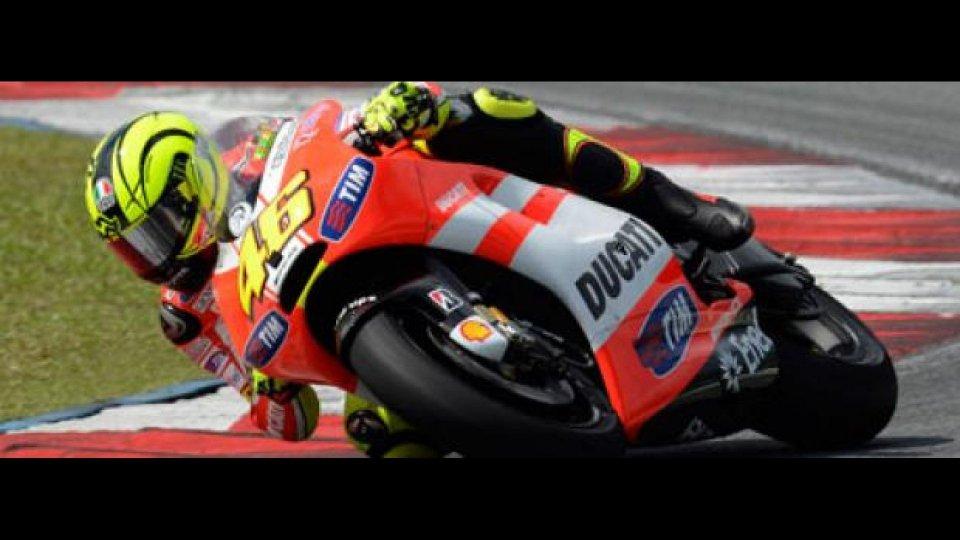Moto - News: MotoGP 2012: modifiche alle regole dei test