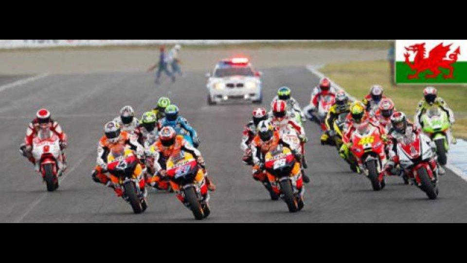 Moto - News: MotoGP: un GP in Galles?