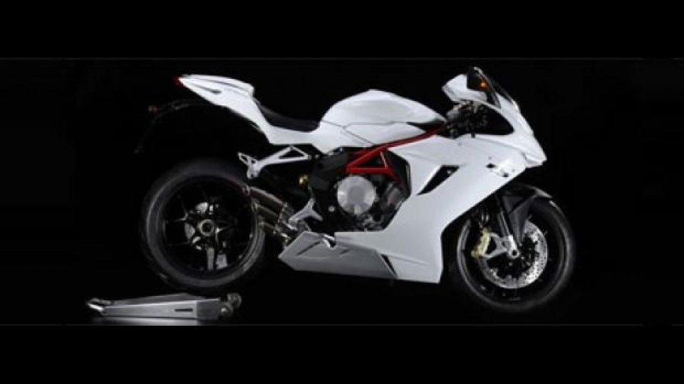 Moto - News: MV Agusta F3 2012