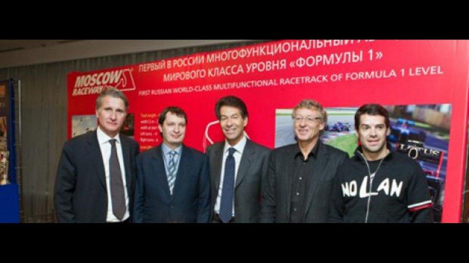 Moto - News: WSBK 2012: Moscow Raceway a fine agosto