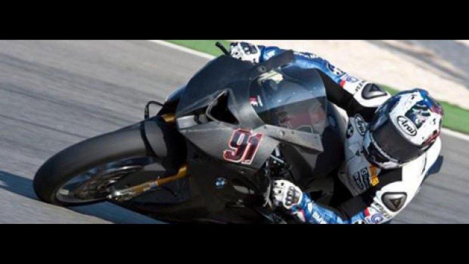 Moto - News: WSBK Portimao, Day 2: ancora Haslam il più veloce