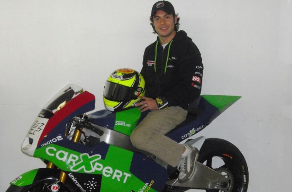Moto - News: Rolfo di nuova in sella alla Suter