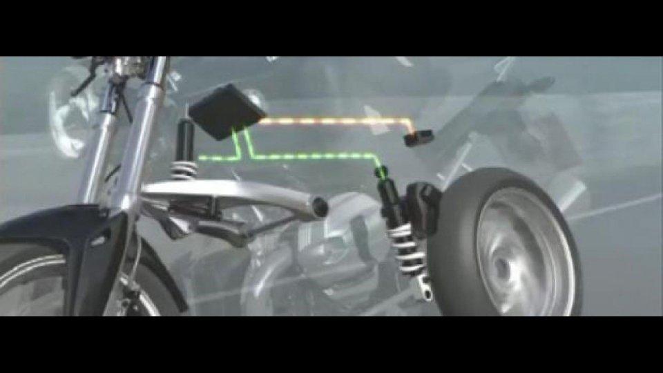 Moto - News: BMW Dynamic Damping Control