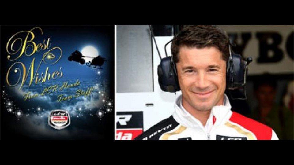 Moto - News: Buon Natale da Lucio Cecchinello