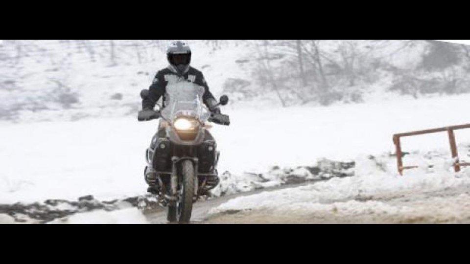 Moto - News: La moto d'inverno 2011: consigli per l'uso e non...