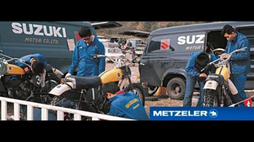 Moto - News: Metzeler: calendario 2012