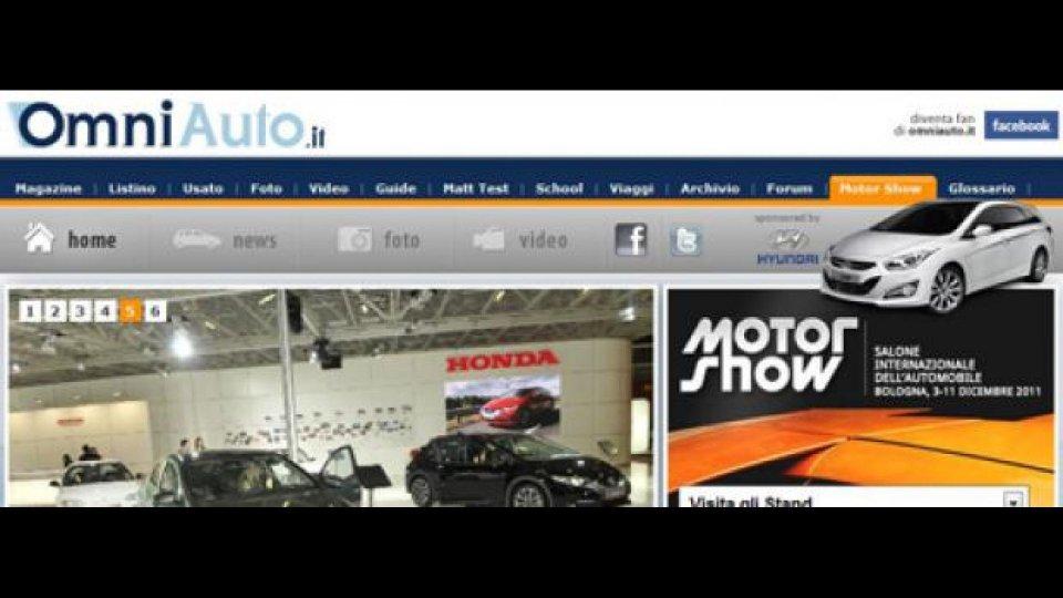 """Moto - News: Motor Show Bologna 2011, """"Tera de Mutor"""""""