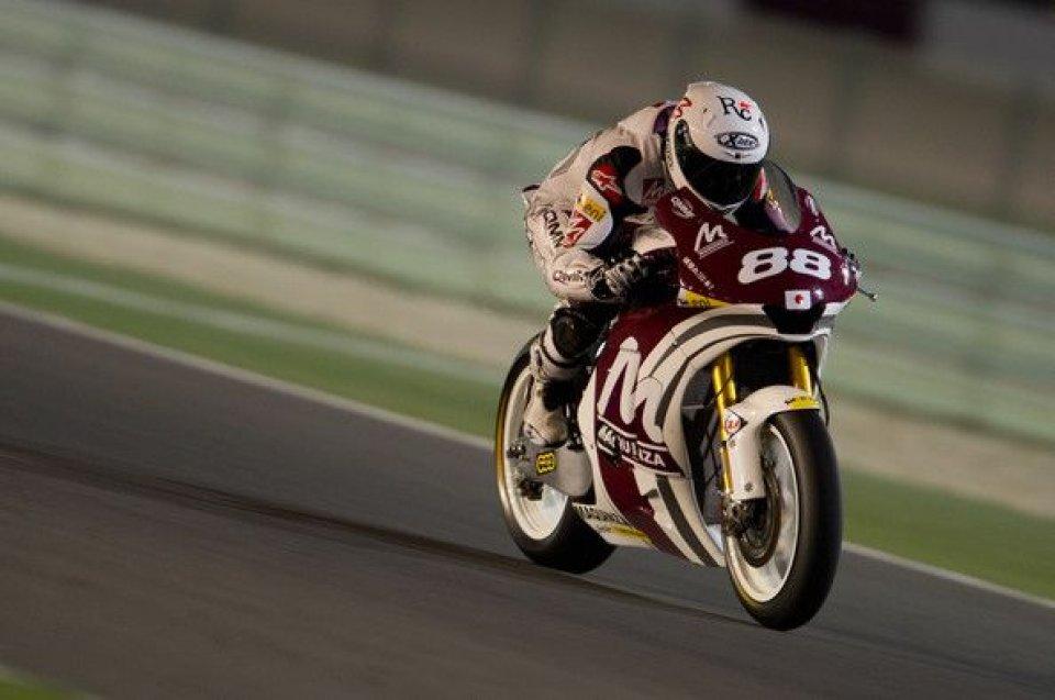 Moto - News: Moto2: Ricky Cardus senza una moto