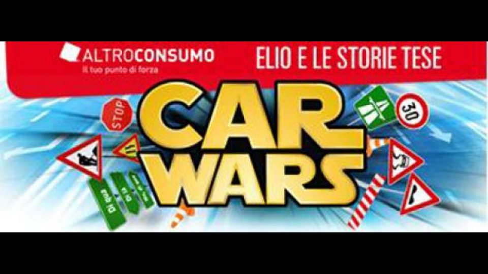 Moto - News: Car Wars: Elio e le Storie Tese ed Altroconsumo