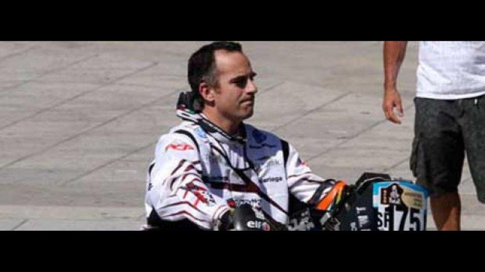 Moto - News: Dakar 2012: tragico incidente nella prima tappa