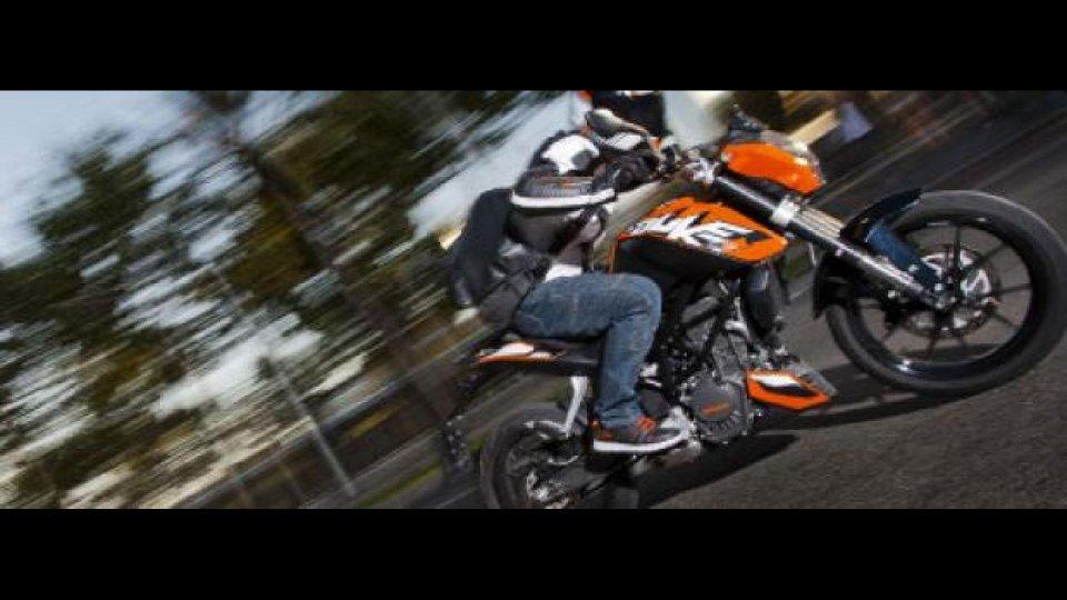 Moto - News: KTM Duke 200 lanciata in India
