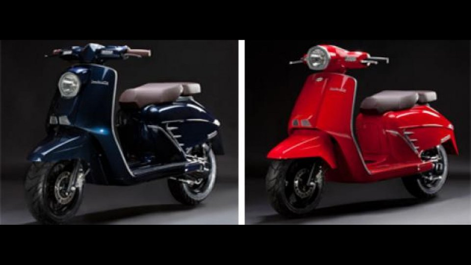 Moto - News: Lambretta: LJ e LT50