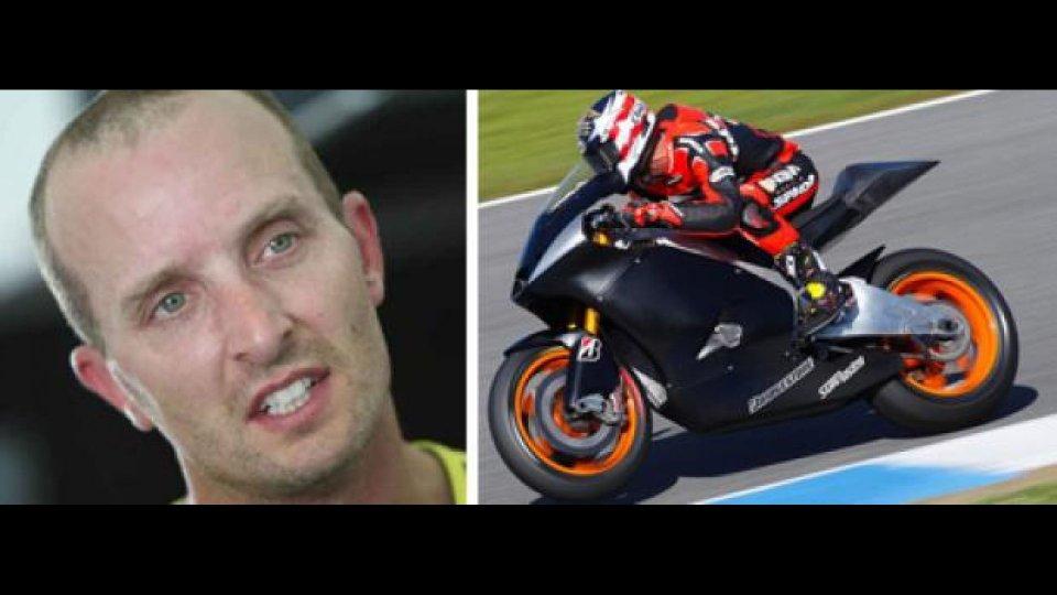Moto - News: MotoGP 2012: Colin Edwards parla delle CRT