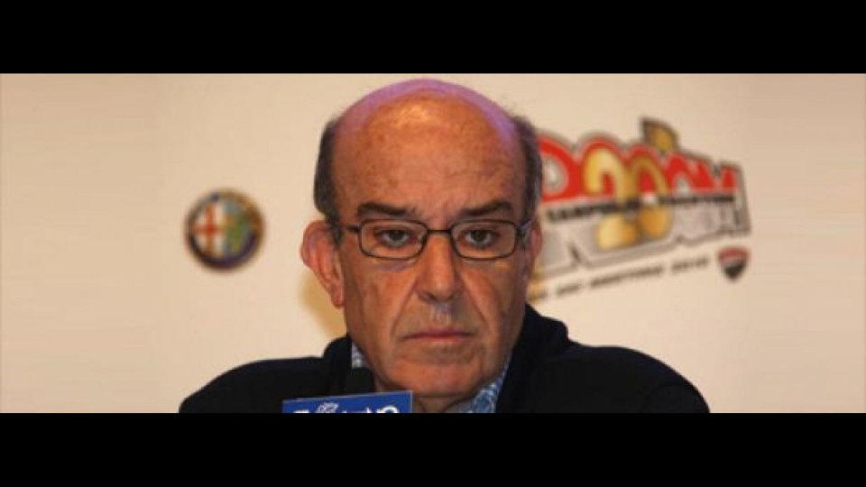 Moto - News: MotoGP 2012: dal Wrooom parla Ezpeleta
