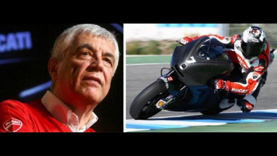 Moto - News: MotoGP 2012: Del Torchio parla di segnali positivi per la GP12