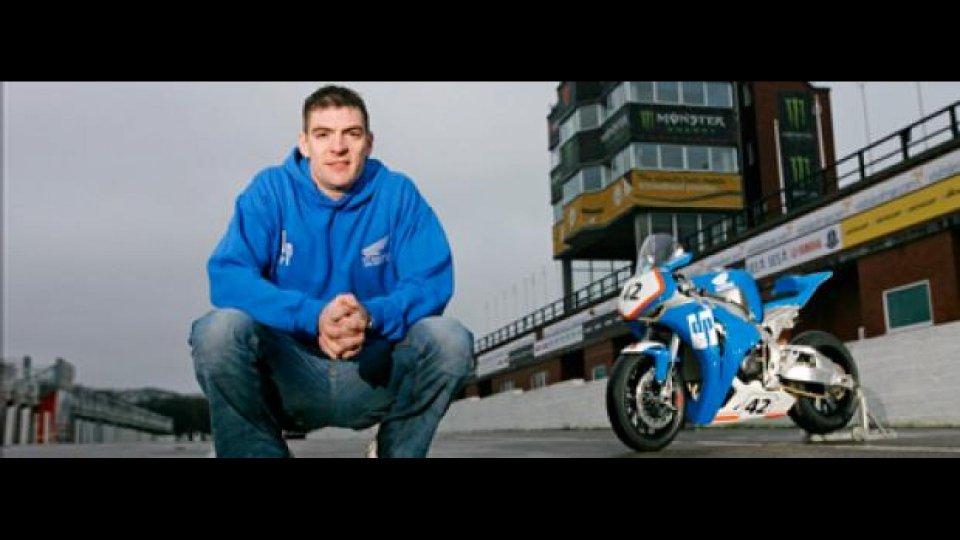 Moto - News: Tourist Trophy 2012: Jimmy Storrar al suo debutto