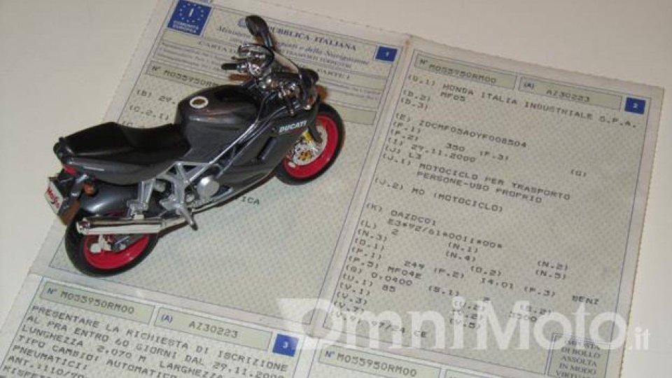 Moto - News: Il passaggio di proprietà fai da te