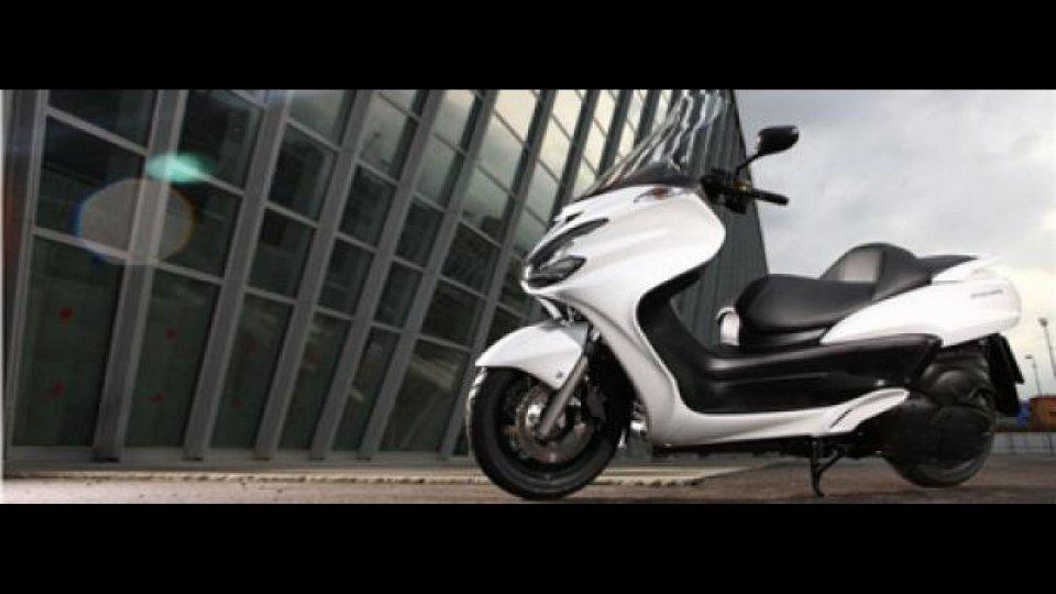 Moto - News: Yamaha: scendono i prezzi per il 2012