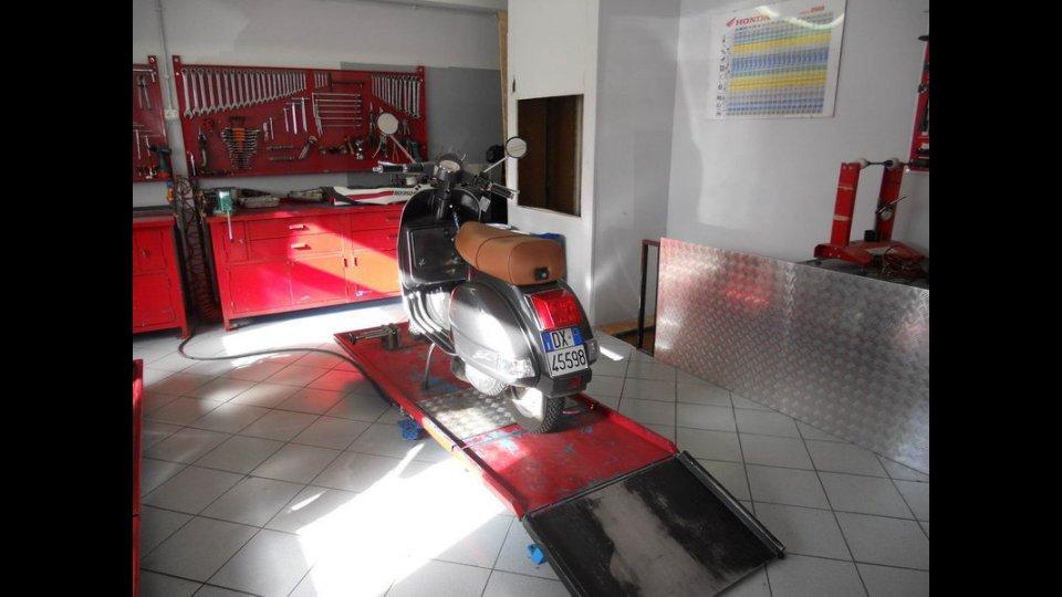 Moto - Gallery: Long Test LML Star 200: il tagliando