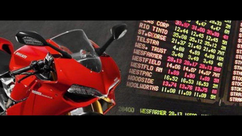 Moto - News: Ducati in vendita? Forse si, per 1 miliardo di euro