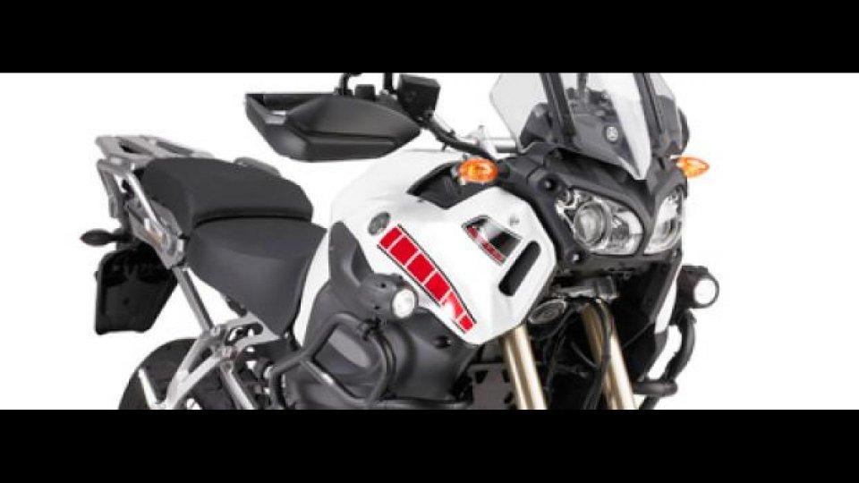Moto - News: GIVI 2012: S310, i fari alogeni supplementari