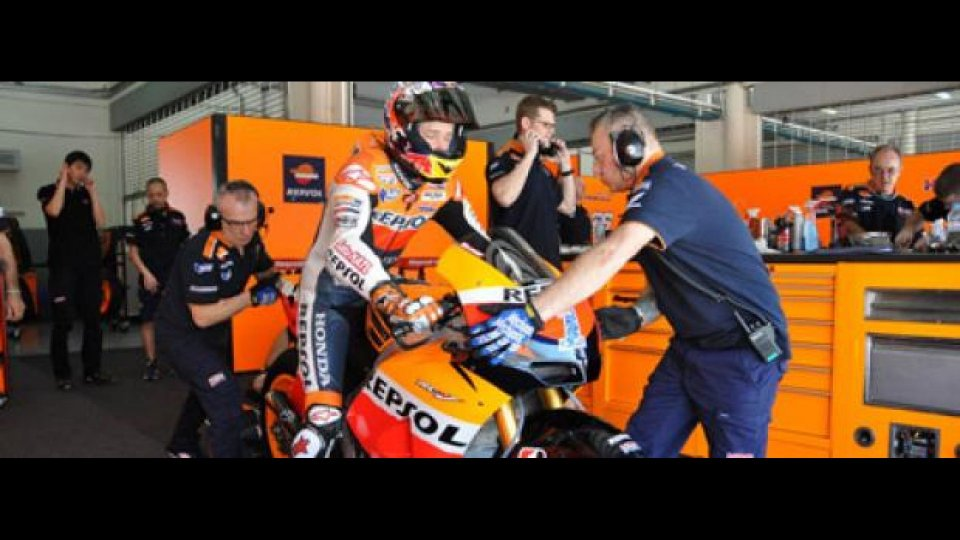 Moto - News: MotoGP 2012 2nd Test Sepang, Day 1: Stoner davanti