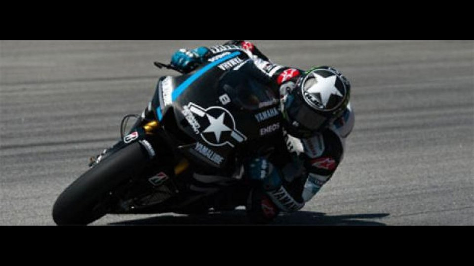 Moto - News: MotoGP 2012 2nd Test Sepang, Day 2: domina Spies, solo sesto Rossi