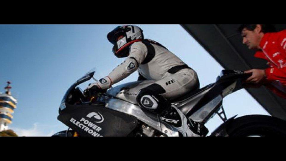Moto - News: MotoGP 2012 - Test CRT a Jerez, comanda De Puniet