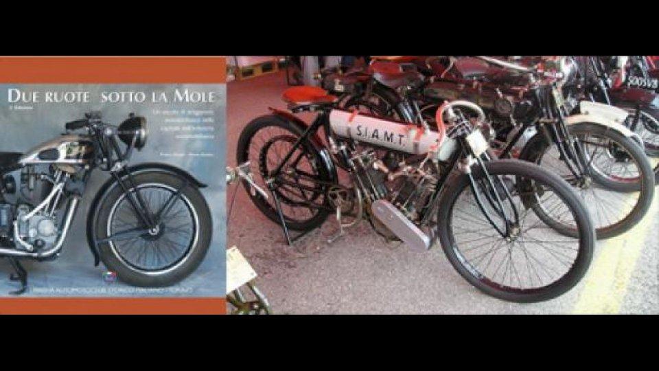 """Moto - News: Presentato il libro """"Due ruote sotto la Mole"""""""
