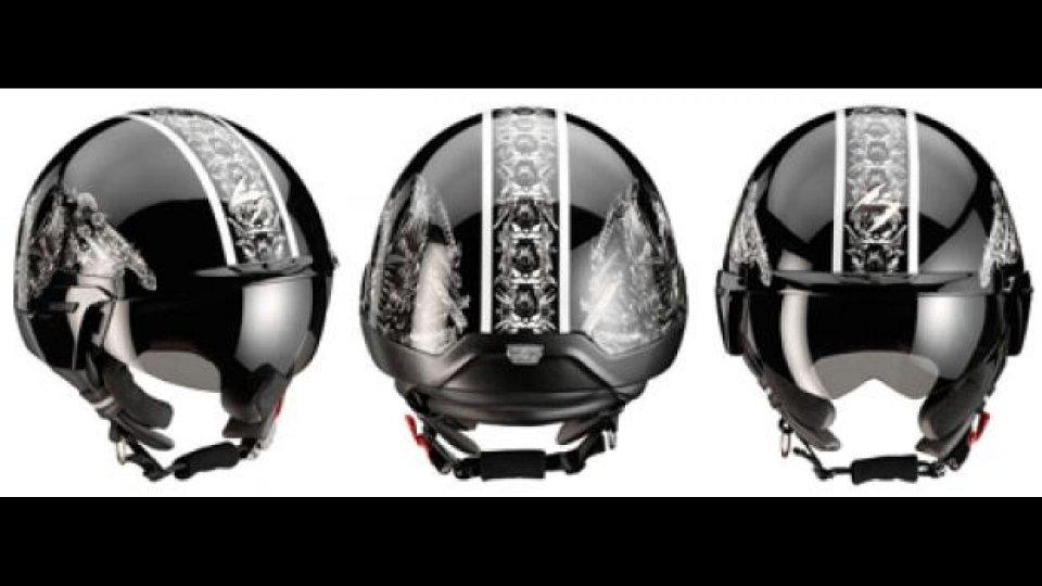 Moto - News: Scorpion-Exo 100 Skull 2012